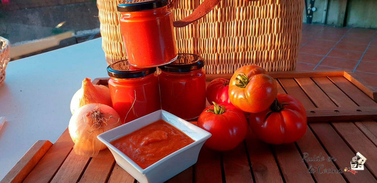 Salsa de tomate provenzal