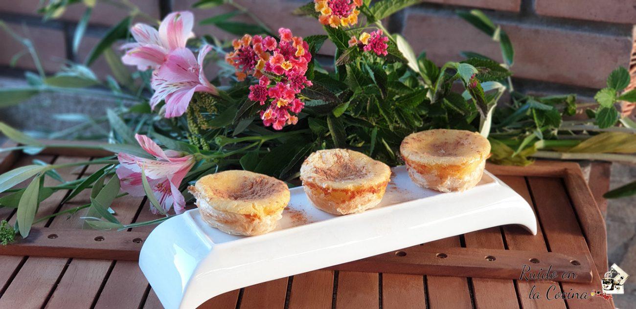 Pasteles de nata o pastéis de Belém