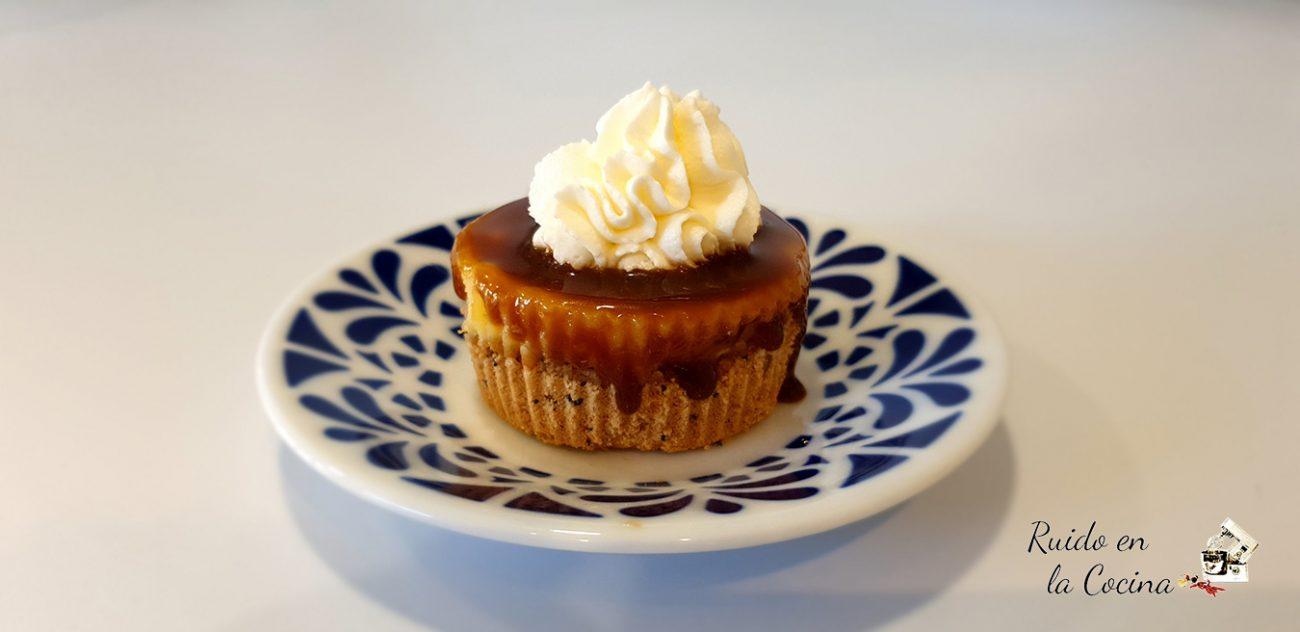 Muffins de cheesecake
