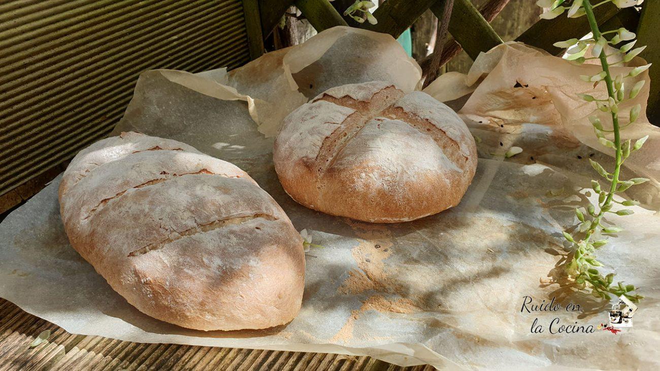 Pan blanco básico