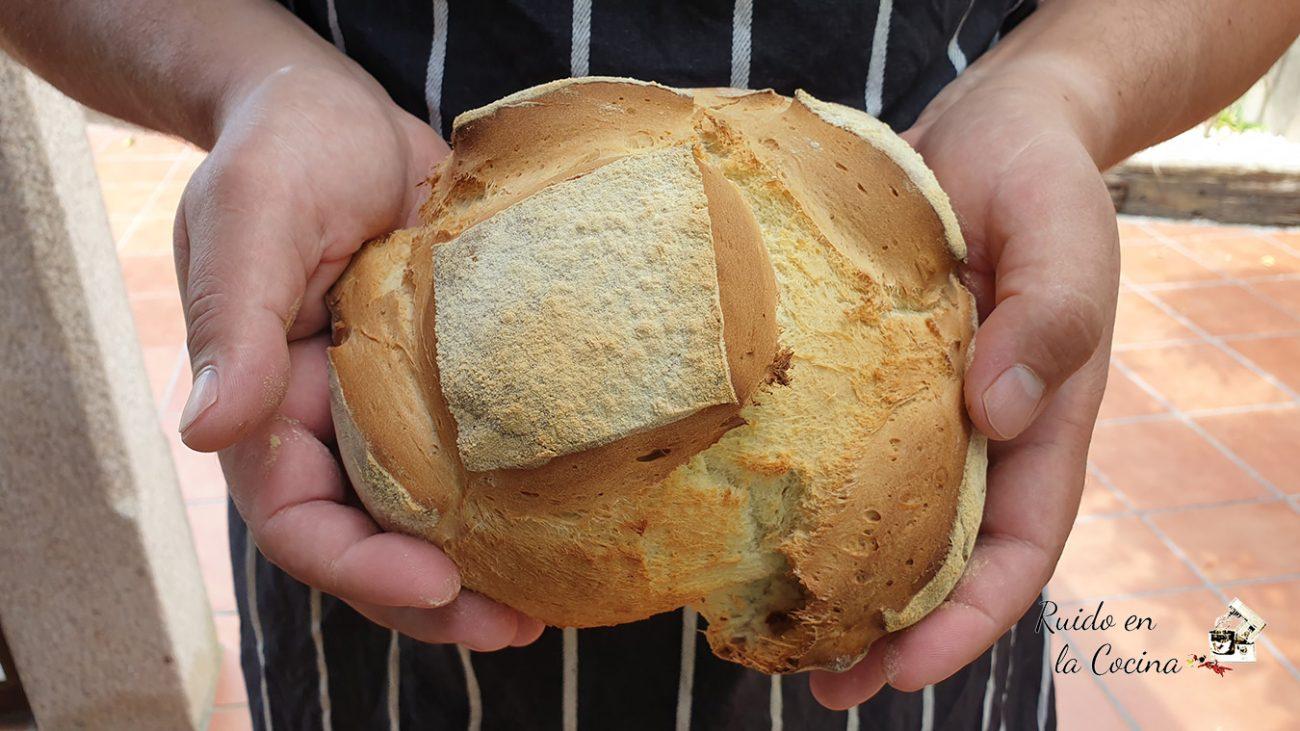 Pan rápido en 1 hora