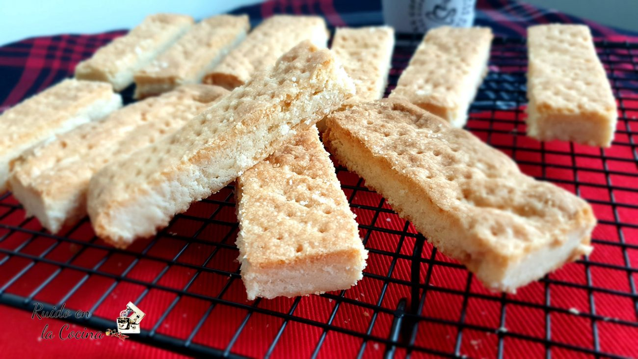 Sorthbread o galletas escocesas